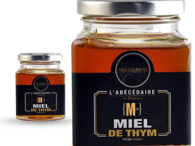miel de thym nord pas de calais